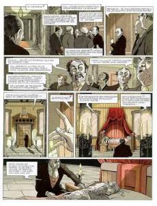 Extrait de Sang-de-Lune -6- Lise et le Boucher