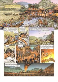 Extrait de Trolls de Troy -10- Les enragés du Darshan (II)