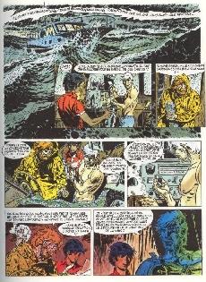 Extrait de Bernard Prince -7b1978- La fournaise des damnés