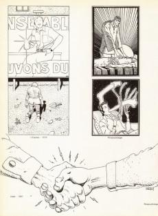 Extrait de Moebius œuvres complètes -4- La Complainte de l'Homme Programme