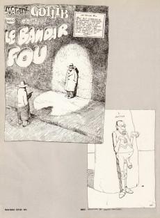 Extrait de Moebius œuvres complètes -5- Le Désintégré Réintégré