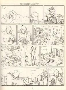 Extrait de Moebius œuvres complètes -6- Les Yeux du Chat, La Déviation