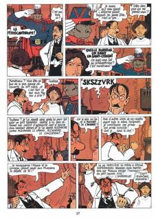 Extrait de Adèle Blanc-Sec (Les Aventures Extraordinaires d') (France Loisirs) -2- Le savant fou / Momies en folie