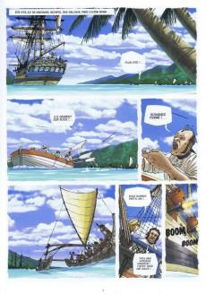Extrait de H.M.S. - His Majesty's Ship -3- La morsure du serpent
