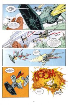 Extrait de Star Wars - X-Wing Rogue Squadron (Delcourt) -3- Opposition rebelle