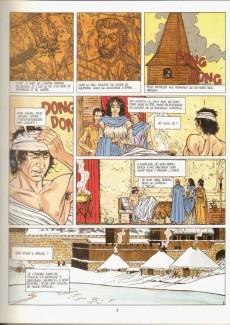 Extrait de Les héros cavaliers -3- Mark de cornwall