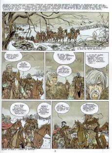 Extrait de Les héros cavaliers -6- La faim des illusions