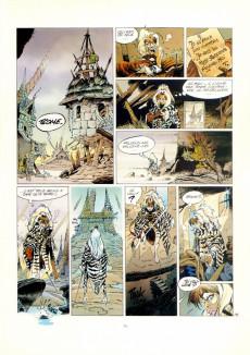 Extrait de L'Épée de Cristal -2- Le regard de Wenlok