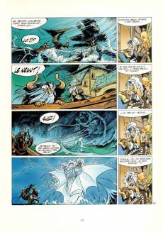 Extrait de L'Épée de Cristal -3- La main de la Mangrove