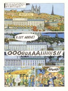 Extrait de Léo Loden -5- Kabbale dans les traboules