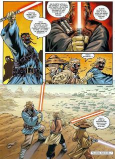 Extrait de Star Wars - BD Magazine / La saga en BD -8- La Conclusion de la saga Ooutlander - Dossier X-Wing Rogue Squadron