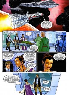 Extrait de Star Wars - BD Magazine / La saga en BD -9- La Jeunesse de Luke Skywalker - Stars Wars : 30 ans seulement