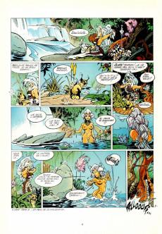 Extrait de L'Épée de Cristal -4- Le cri du Grouse