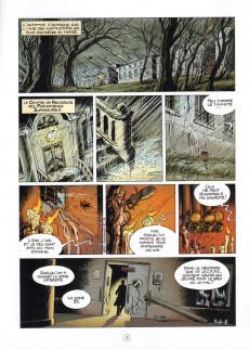 Extrait de Les démons d'Alexia -4- Le Syndrome de Salem