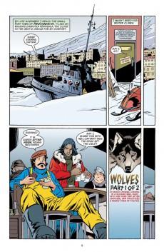 Extrait de Fables (2002) -INT08- Wolves