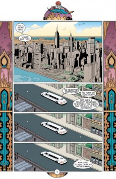 Extrait de Fables (2002) -INT07- Arabian Nights (and Days)