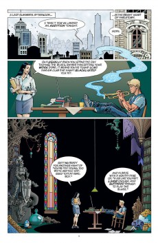 Extrait de Fables (2002) -INT04- March of the Wooden Soldiers