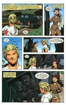 Extrait de Jack of Fables (2006) -INT01- The (Nearly) Great Escape