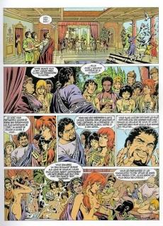 Extrait de Vae Victis ! -1- Ambre, le banquet de Crassus