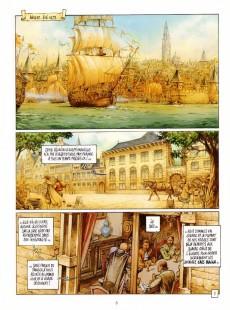 Extrait de La conjuration d'opale -3- Les Gemmes