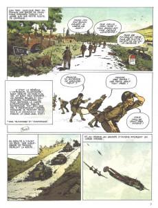 Extrait de La seconde guerre mondiale - Histoire B.D. / Bande mauve -9- Forteresses volantes