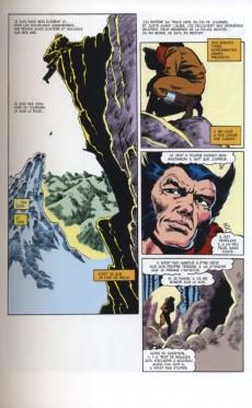 Extrait de Wolverine (l'intégrale) -1- Wolverine : l'intégrale 1988-1989