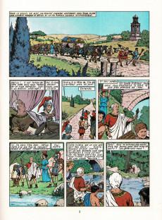 Extrait de Alix -8c1986- Le tombeau étrusque