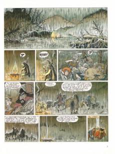 Extrait de Percevan -7- Les Seigneurs de l'Enfer