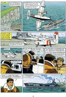 Extrait de Biggles -2c- Les pirates du pôle sud