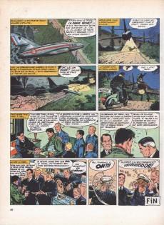 Extrait de Tanguy et Laverdure -3e1985- Danger dans le ciel