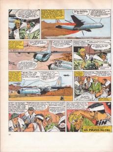 Extrait de Tanguy et Laverdure -7d1983- Cap zéro