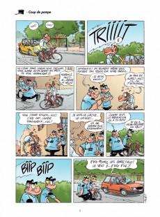 Extrait de Les gendarmes (Jenfèvre) -10- Amendes à lire !