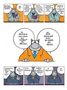 Extrait de Le chat -14- La Marque du Chat