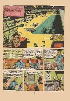 Extrait de Buck Danny -25a1971- Escadrille ZZ