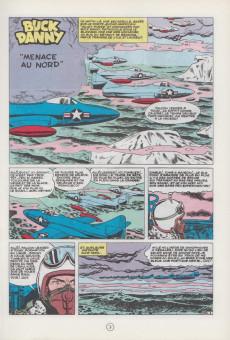 Extrait de Buck Danny -16b1969- Menace au nord