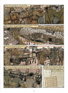 Extrait de Victor Sackville -20- Le chiffre romain