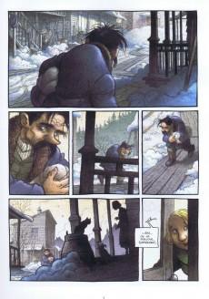 Extrait de Magasin général -3- Les hommes