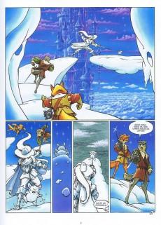 Extrait de De Cape et de Crocs -8- Le maître d'armes