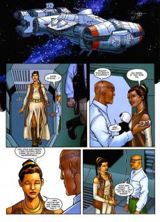 Extrait de Star Wars - BD Magazine / La saga en BD -10- Les Origines du général Grievous