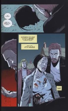 Extrait de Hellblazer (100% Vertigo) -2- John Constantine, Hellblazer - Le Sépulcre rouge