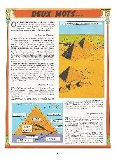 Extrait de Blake et Mortimer (Historique) -3b77- Le Mystère de la Grande Pyramide - 1re partie