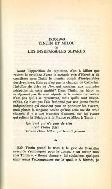 Extrait de (AUT) Hergé -75- Tintin chez le psychanalyste