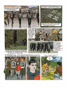 Extrait de XIII -18- La version irlandaise