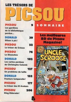 Extrait de Picsou Magazine Hors-Série -5- Les trésors de Picsou