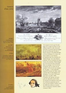 Extrait de L'Épervier (Pellerin) -HS1- Le Trésor du Mahury, l'Album de l'album