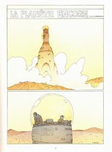 Extrait de Le monde d'Edena -1b90- Sur l'étoile