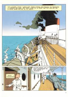 Extrait de Théodore Poussin -6- Un Passager porté disparu