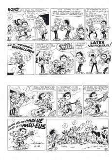 Extrait de Gaston (L'intégrale Version Originale) -4- Gaston 1963-1964