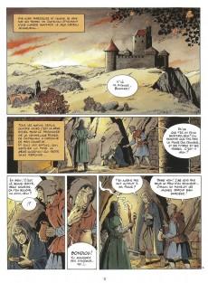 Extrait de Les aigles décapitées -10b2006- L'héritier de Crozenc
