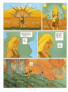 Extrait de Le monde d'Edena -3- La Déesse
